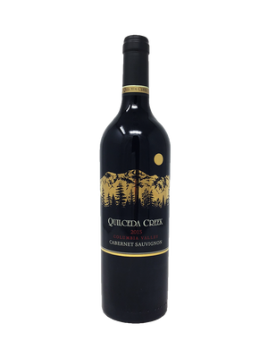 Quilceda Creek Cabernet Sauvignon Cabernet and Blends 2015