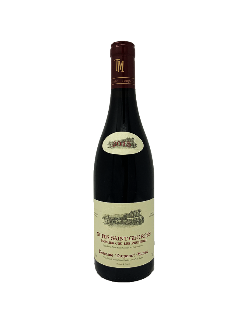 Domaine Taupenot-Merme Nuits St. Georges Les Pruliers 1er Cru Burgundy Red 2015