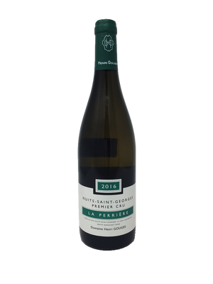 Henri Gouges, Nuits-St-Georges, La Perriere, Burgundy White 2016