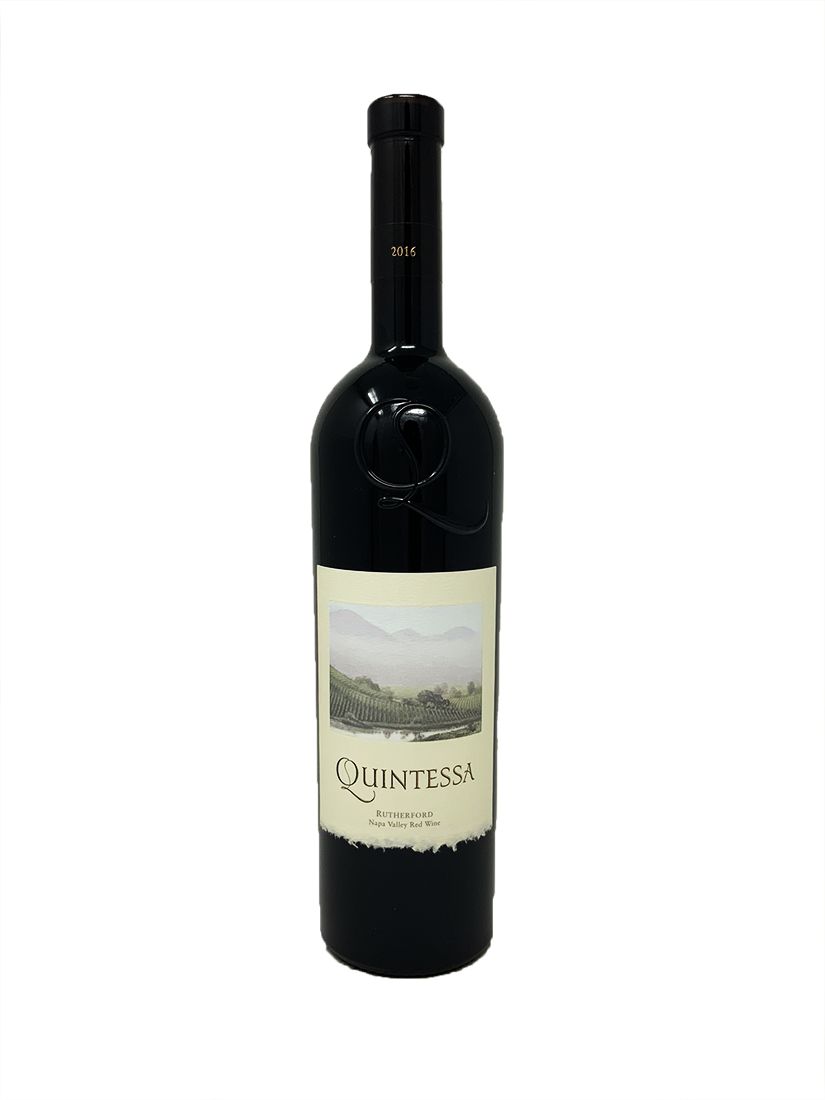 Quintessa Rutherford Napa Valley Cabernet and Blends 2016