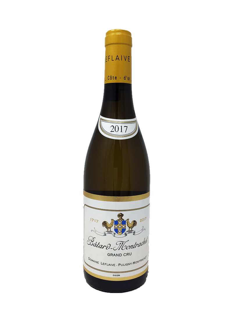 Domaine Leflaive Batard-Montrachet Grand Cru Burgundy White 2017