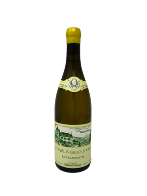 Domaine Billaud-Simon Chablis Grand Cru Les Blanchots Burgundy White 2017