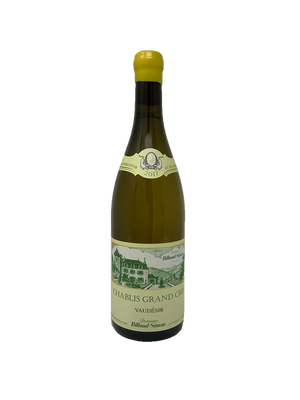 Domaine Billaud-Simon Chablis Grand Cru Vaudesir Burgundy White 2017