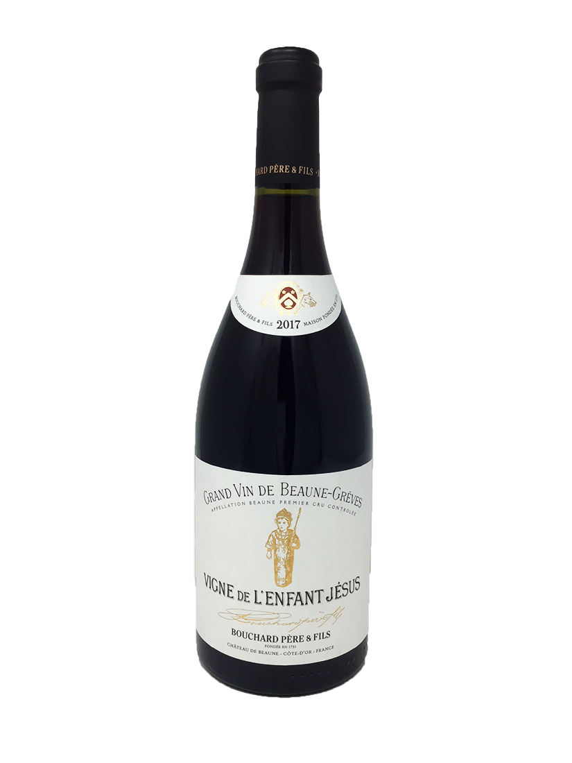 Bouchard Pere & Fils Beaune Greves L'Enfant Jesus Premier Cru Burgundy Red 2017