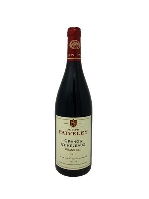 Joseph Faiveley Grands Echezeaux Grand Cru Burgundy Red 2017