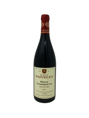 Domaine Faiveley Mazis-Chambertin Grand Cru Burgundy Red 2017