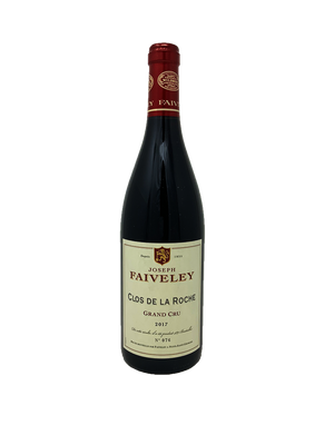 Joseph Faiveley Clos de la Roche Grand Cru Burgundy Red 2017