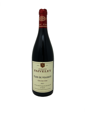 Domaine Faiveley Clos de Vougeot Grand Cru Burgundy Red 2017