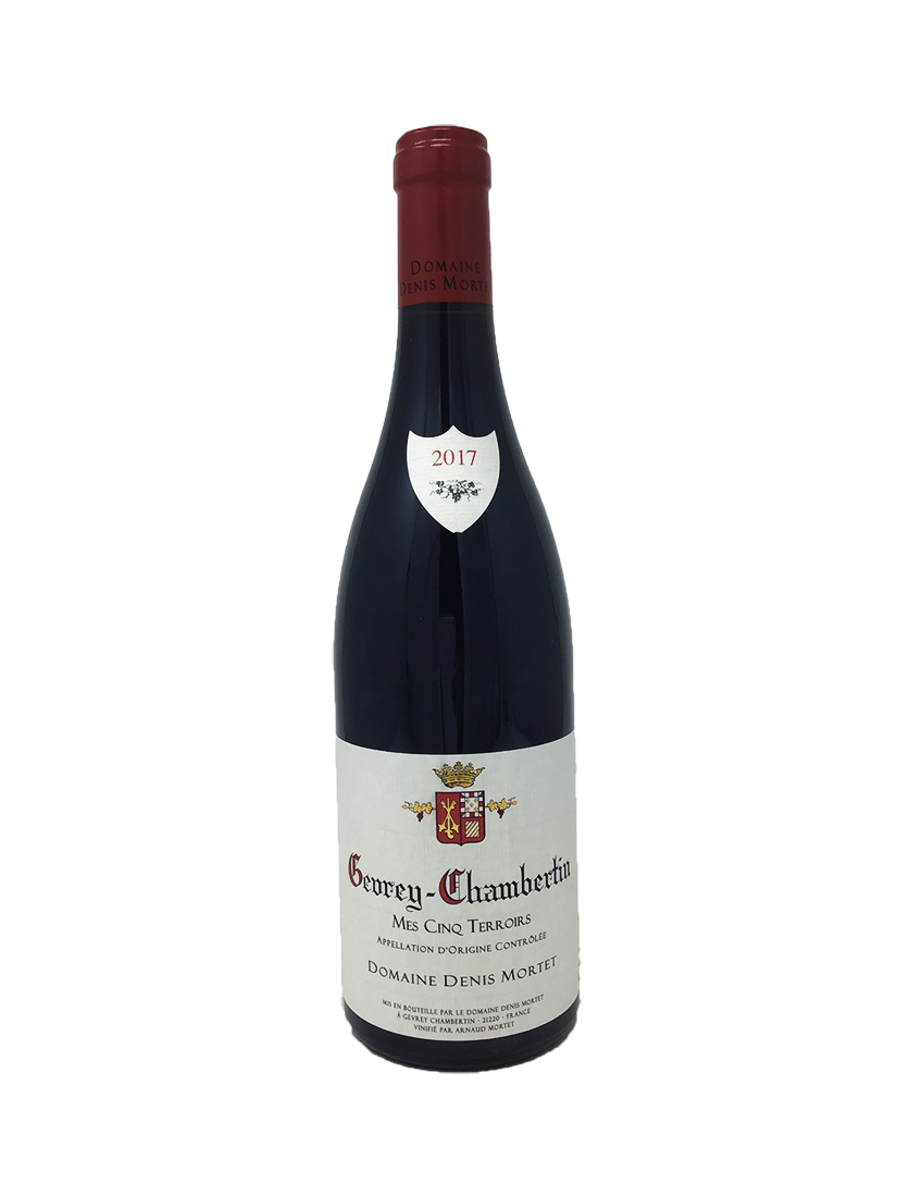 Denis Mortet Gevrey-Chambertin Mes Cinq Terroirs Burgundy Red 2017
