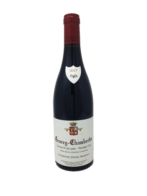 Denis Mortet Gevrey-Chambertin Lavaux Saint-Jacques 1er Cru Burgundy Red 2017