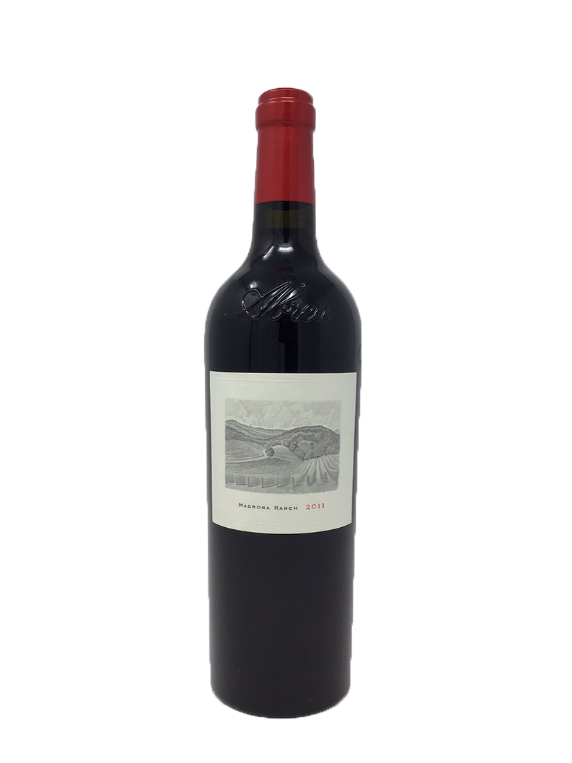 Abreu Madrona Ranch Cabernet 2011