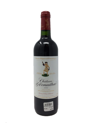 D'Armailhac Bordeaux Red 2005