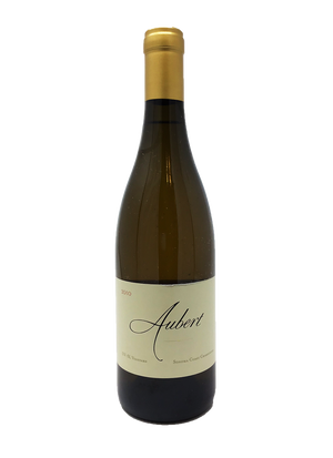 Aubert, UV-SL Vineyard, Sonoma Coast Chardonnay 2010