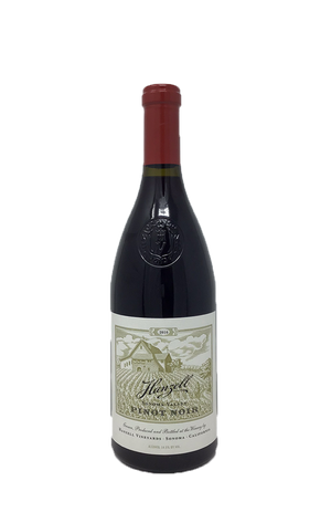Hanzell Sonoma Valley Pinot Noir 2010