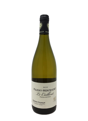 Buisson-Charles, Puligny-Montrachet, Les Caillerets, Burgundy White 2013