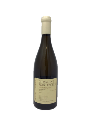 Pierre-Yves Colin-Morey Chassagne Montrachet Les Chenevottes Burgundy White 2010