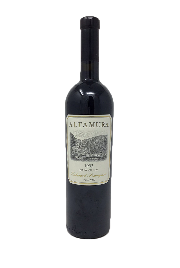 Altamura Cabernet and Blends 1993