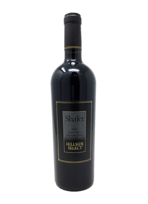 Shafer Hillside Select Cabernet 2009