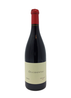 Occidental, SWK Vineyard, Pinot Noir 2014