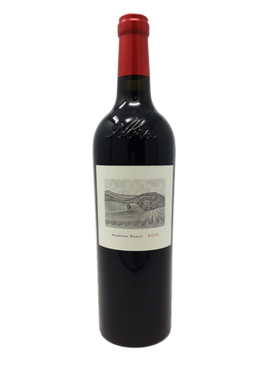 Abreu Madrona Ranch Cabernet 2010