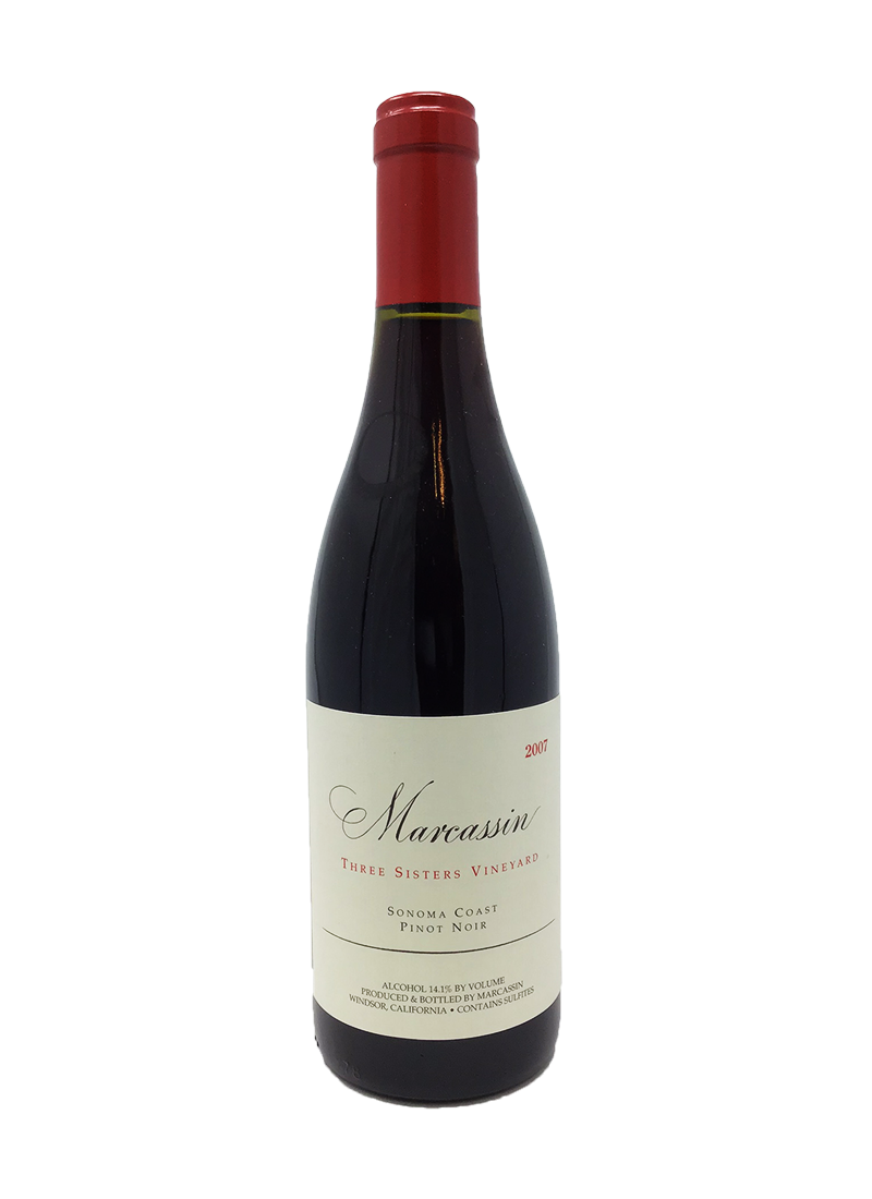 Marcassin Three Sisters Pinot Noir 2007