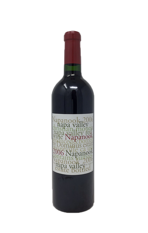 Dominus Napanook Cabernet and Blends 2006