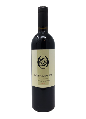 O'Shaughnessy, Napa Valley Cabernet and Blends 2014