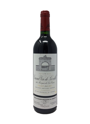 Leoville-Las Cases Bordeaux Red 2000