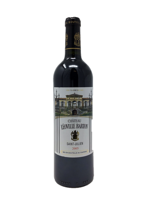 Leoville Barton Bordeaux Red 2005