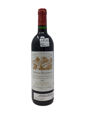 Beausejour Duffau Bordeaux Red 2000