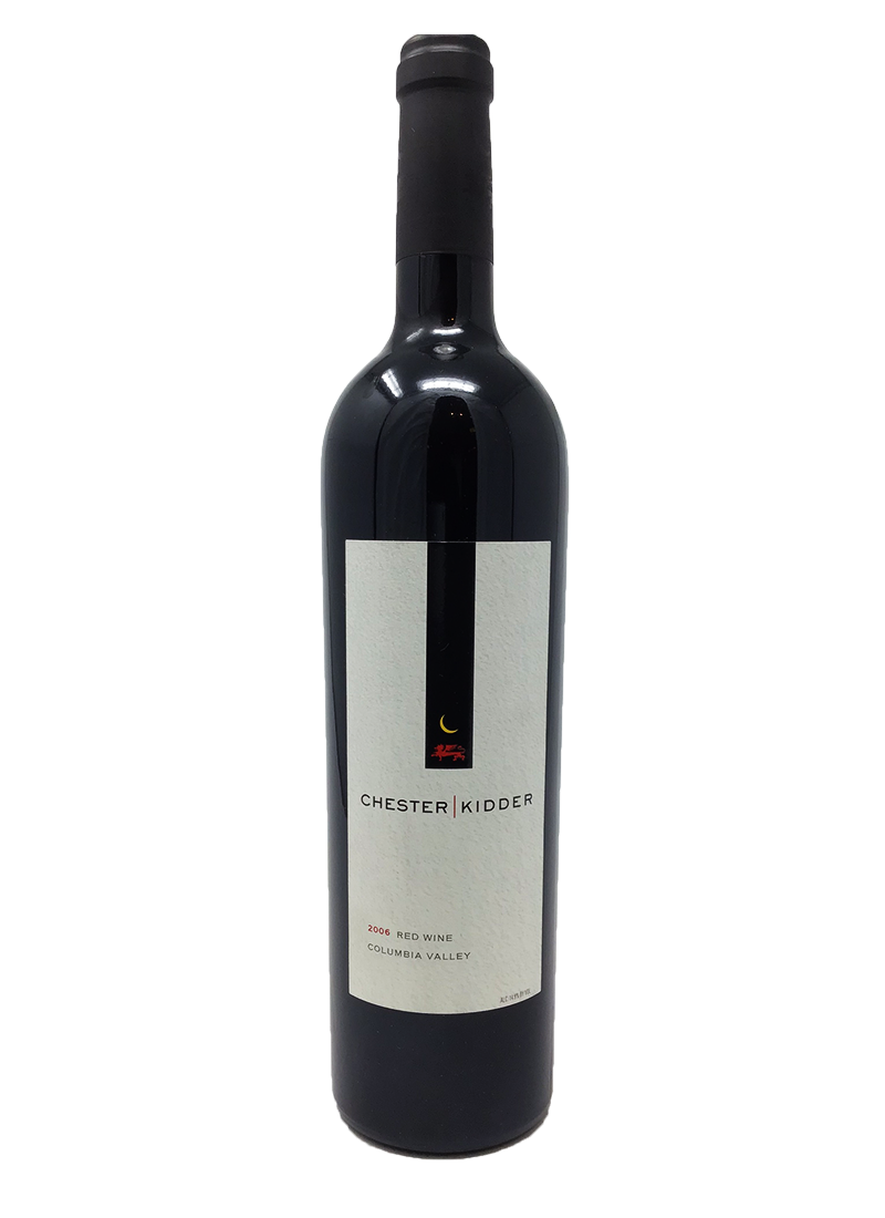 Chester Kidder Meritage Cabernet and Blends 2006