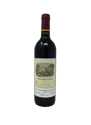 Carruades de Lafite Bordeaux Red 1998