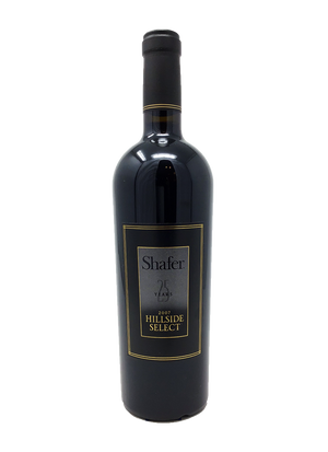 Shafer Hillside Select Cabernet 2007