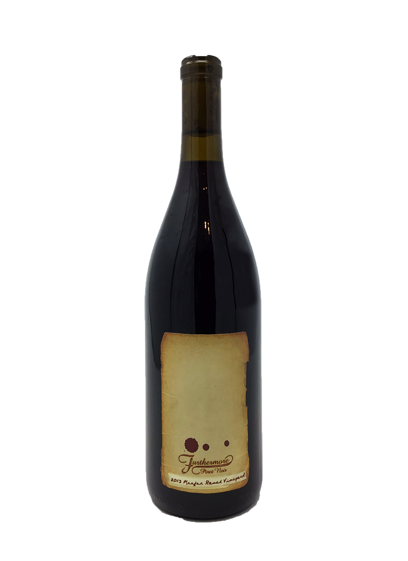 Furthermore Keefer Ranch Pinot Noir 2013