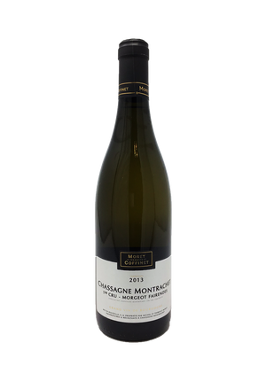 Morey-Coffinet Chassagne-Montrachet Morgeot Fairendes, 1er Burgundy White 2013