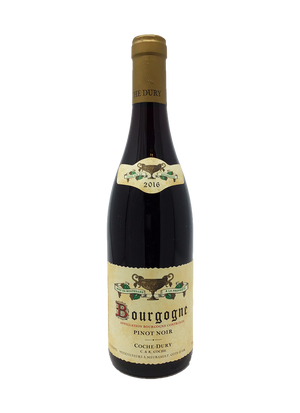 Coche-Dury, Bourgogne, Burgundy Red 2016