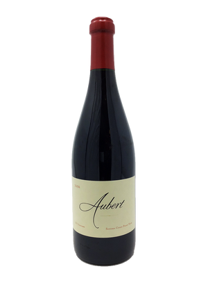Aubert, UV Vineyard, Sonoma Coast Pinot Noir 2006