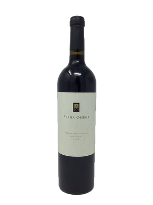 Alpha Omega Cabernet and Blends 2008