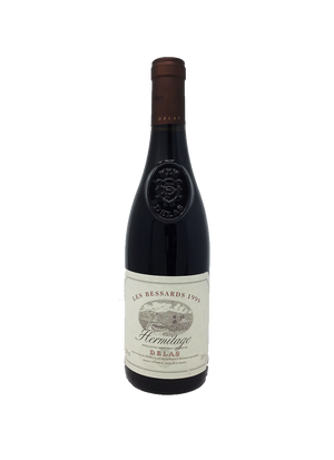 Delas Freres Hermitage les Bessards Rhone Red 1999