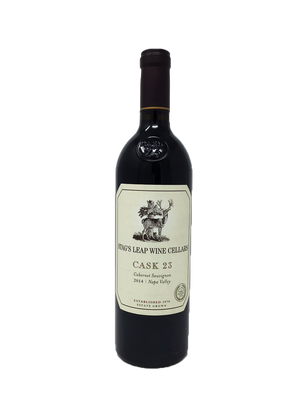 Stag's Leap Wine Cellars Cask 23 Cabernet and Blends 2014