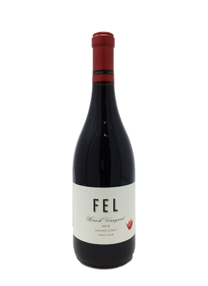FEL, Hirsch Vineyard, Anderson Valley, Pinot Noir - 2014