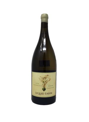 Liquid Farm White Hill Chardonnay 2013 1.5L