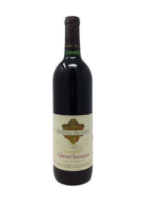 Kendall Jackson Vintner's Reserve Cabernet and Blends 1987