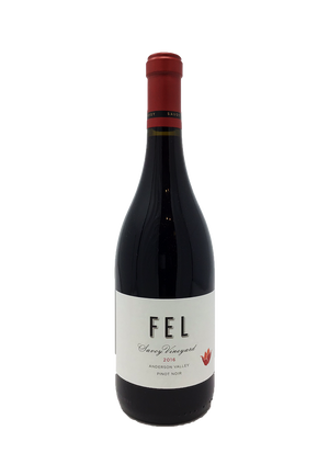 FEL, Savoy Vineyard, Anderson Valley, Pinot Noir - 2016