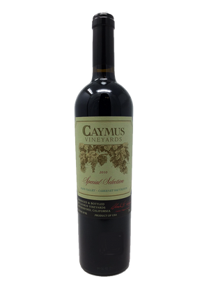 Caymus Special Selection Cabernet 2010