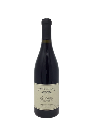 Grey Stack Cellars Four Brothers Vineyard Pinot Noir 2011