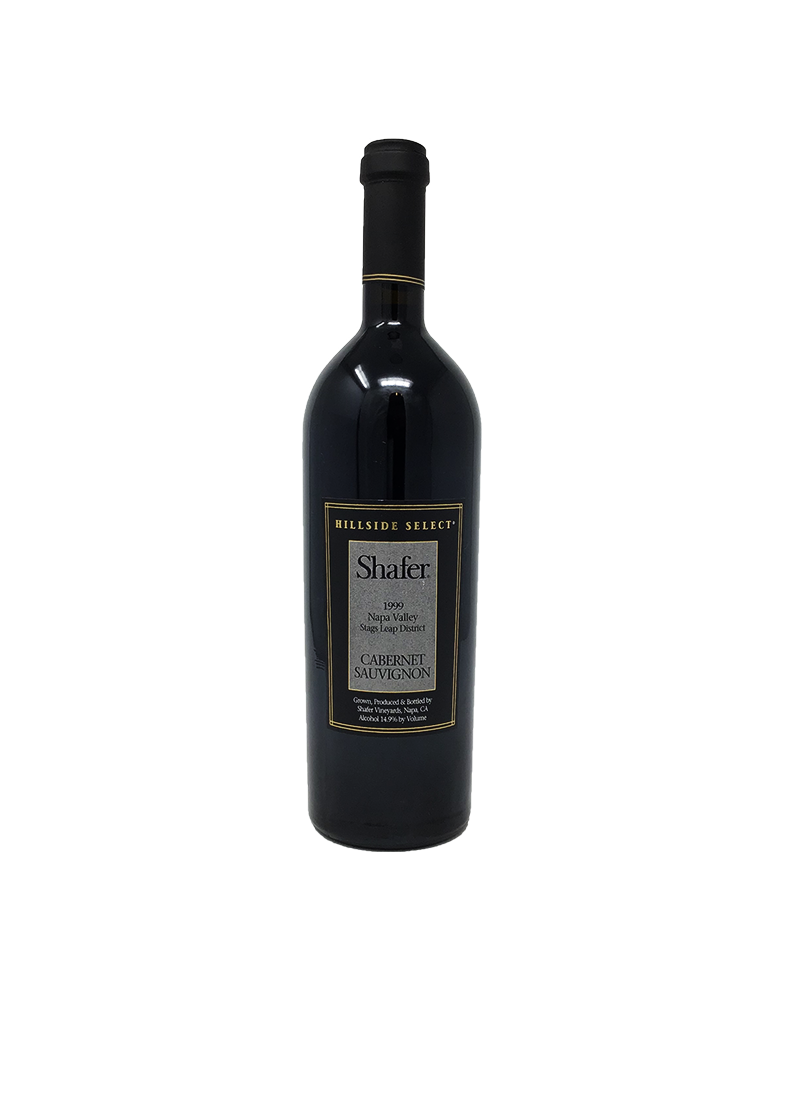 Shafer Hillside Select Cabernet 1999