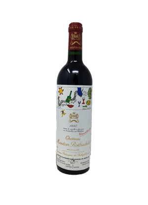 Mouton Rothschild Bordeaux Red 1997