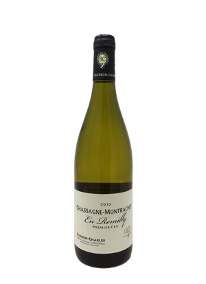 Buisson-Charles Chassagne-Montrachet En Remilly, 1er Burgundy White 2013