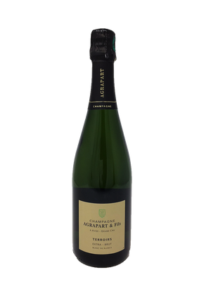 Agrapart & Fils Extra Brut Blanc de Blancs Grand Cru Terroirs Champagne NV